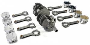 Rotating Assemblies - 4.8L, 5.3L Cast Iron Block Rotating Assemblies, 329-363 cu.in.