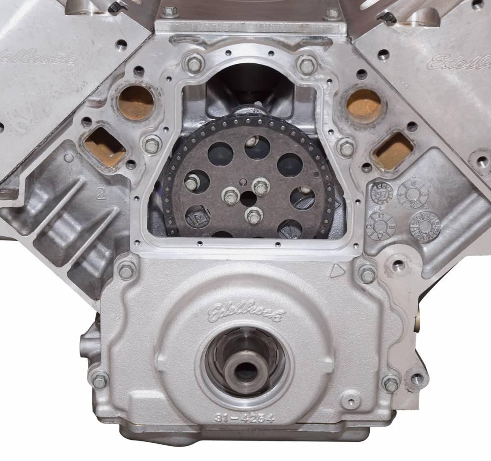 gm fuel filters edelbrock edelbrock 2 piece timing cover fits ls2 ls3 #11