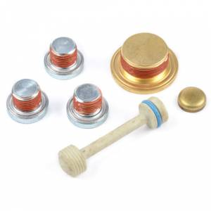 Fittings/Hoses/Block Plugs - Block Plugs/Covers/Misc