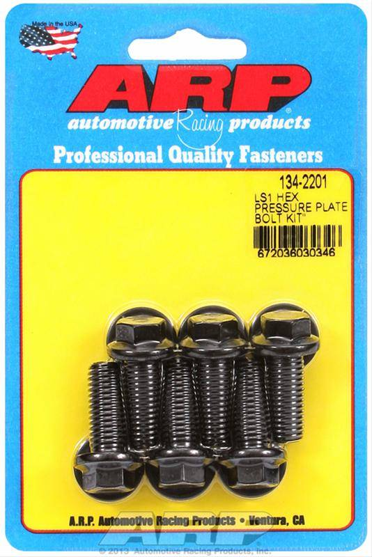 ARP - ARP 134-2201 - LS Pressure Plate Bolt Kit