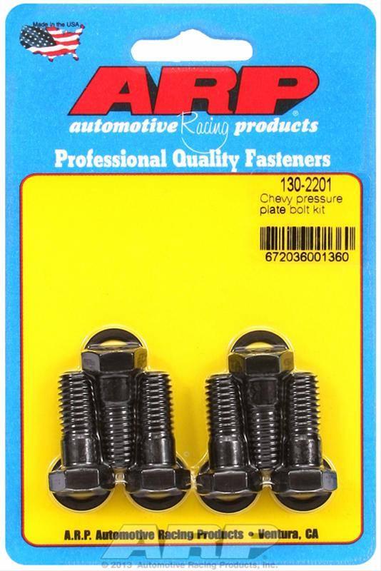 ARP - ARP 130-2201 - Pressure Plate Bolt Kit for GM 265-502