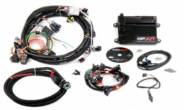 Holley - Holley HP LS EFI ECU & Wiring Harness, For 24x Cranks, Each