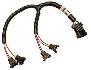 F.A.S.T. - FAST XFI Injector Wiring Harness, Std Firing Order