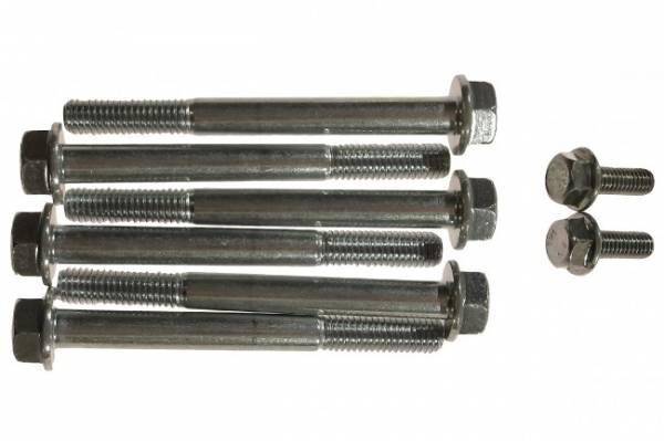 ICT - ICT Billet Water Pump & Thermostat Bolt Kit