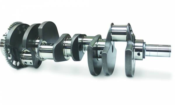 Scat - Scat LS Forged Crankshaft, 4.125 in. Stroke, 24x reluctor