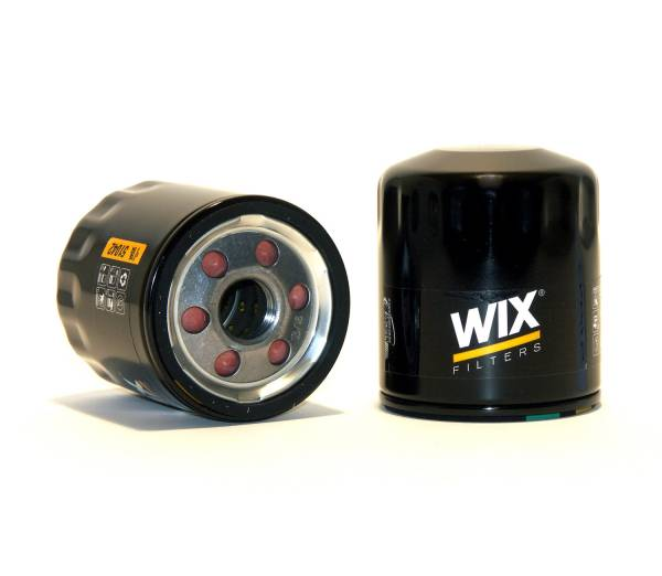 WIX - WIX LS Oil Filter, Full Flow, Enhanced Cellulose,  13/16-16 Thread