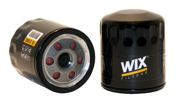 WIX - Wix LS Oil Filter, Full Flow, Paper Media, 18mm x 1.5 Thread