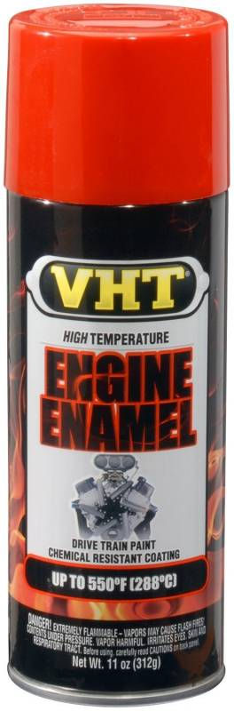 VHT - VHT Chevy Orange Engine Paint, 11oz