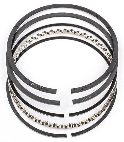 Total Seal - Total Seal CR Classic Race Ring Set, GM SBC 350, 4.000 Bore, 1/16 Ring, STD-60 Over
