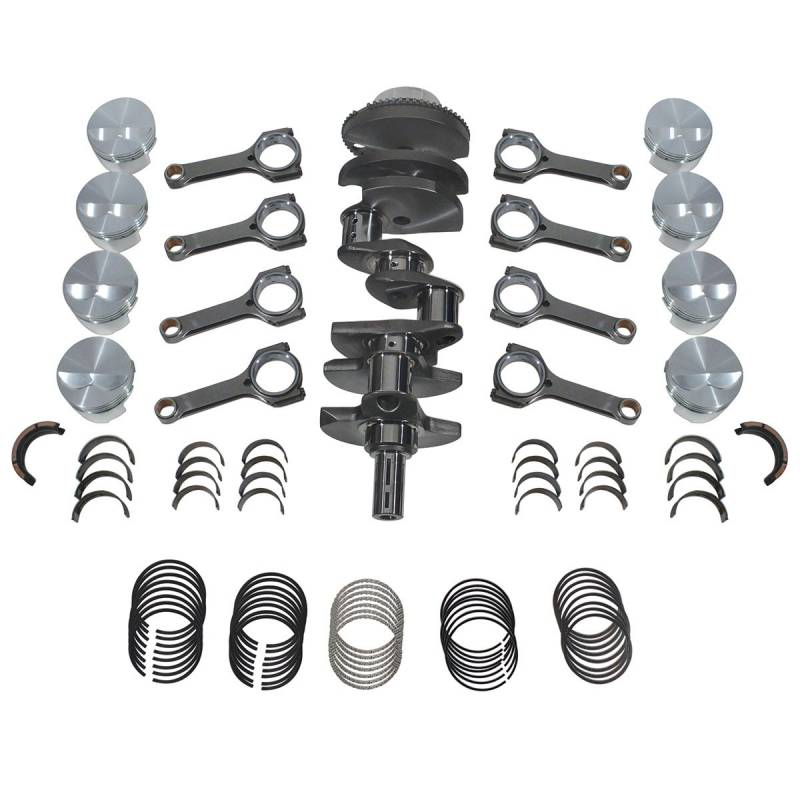 Eagle - Eagle Competition LSRotating Assembly, Stroker Kit,LS1, LS6, 4.125 Stroke, 3.905 Bore, 395 cu.in.