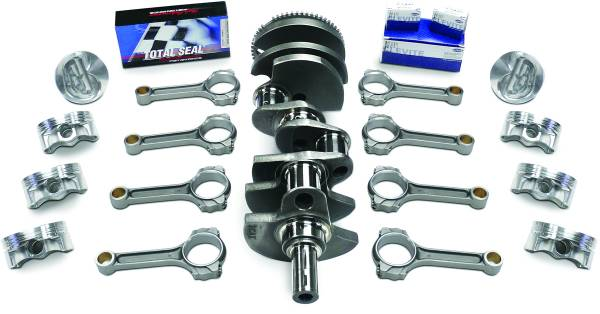 Scat - Scat Forged Pro Series Rotating Assembly, 4.8, 5.3L, 4.000 Stroke, 3.800 Bore, 362cu.in.