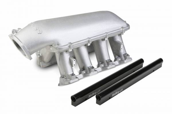 Holley - Holley GM/LS EFI High-Ram Intake Manifold, 105mm, LS7