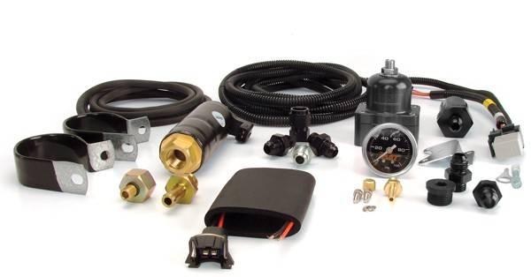 F.A.S.T. - FAST EZ-EFI® 550 HP Inline Fuel Pump System