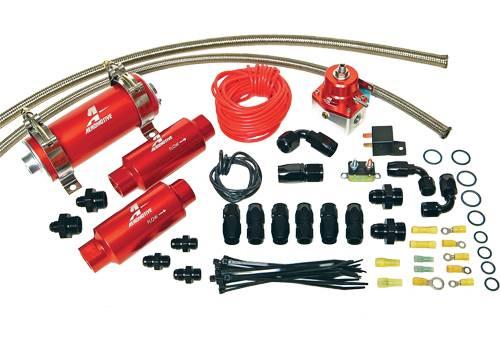 Aeromotive - Aeromotive AER-17136 -A750 EFI Fuel System