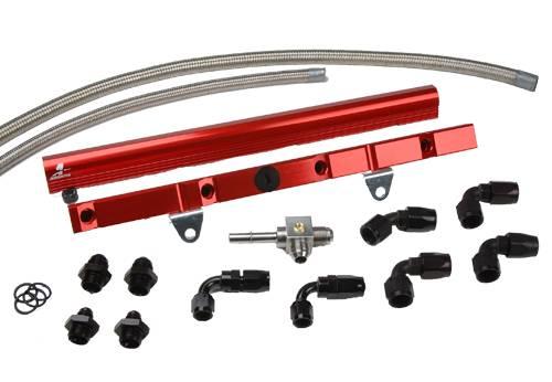 Aeromotive - Aeromotive Fuel Rail System, 98-02 GM LS1 F-Body