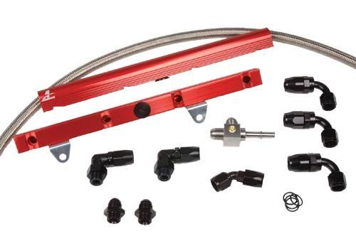Aeromotive - Aeromotive Fuel Rail System, 99-04 GM LS1 Corvette