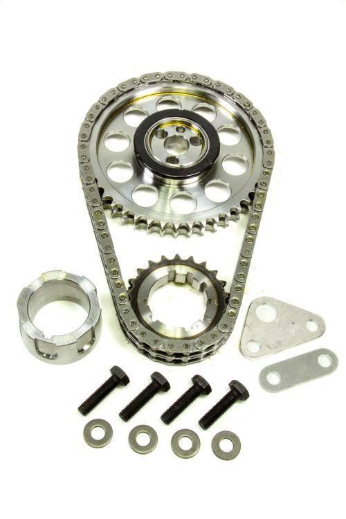 Rollmaster - Rollmaster Billet Double Roller Timing Set, LS1, LS2, 4.8, 5.3L