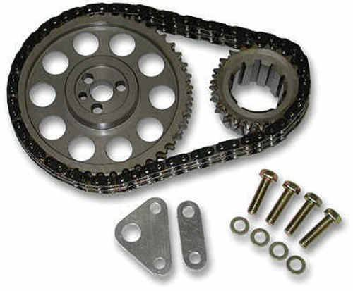 JP Performance - JP Performance Billet Double Roller Timing Set, LS1, LS6, 4.8, 5.3, 6.0L
