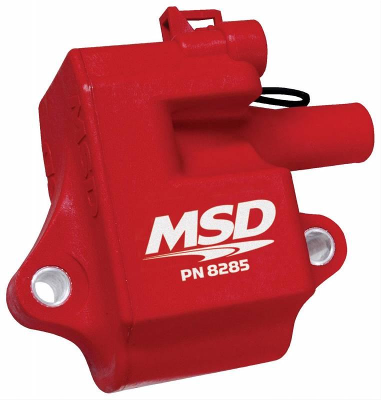 MSD - MSD LS Pro Power Coils, Set/8
