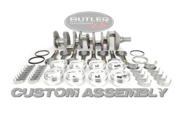 Butler LS - Butler LS Custom Rotating Assembly
