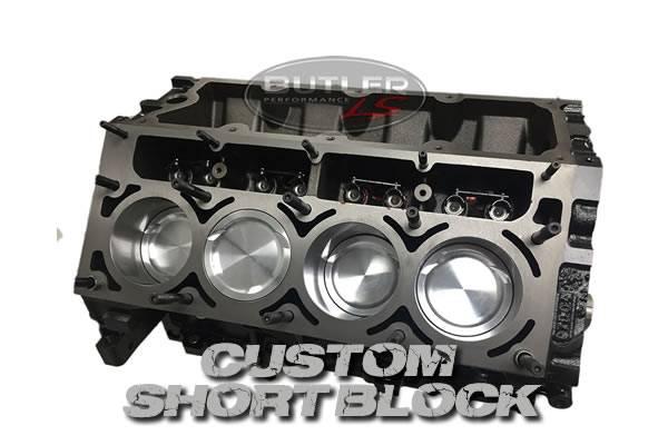 Butler LS - Butler LS Custom Short Block