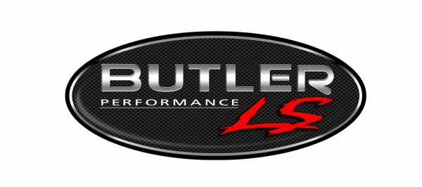 Butler LS - Butler LS Carbon Fiber Decal