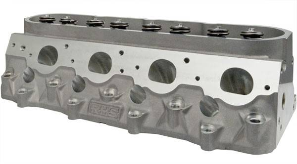 RHS - RHS Pro Elite LS7 Cylinder Heads, Assembled, w/ Stainless Valves, Each RHS-54501-05HCS