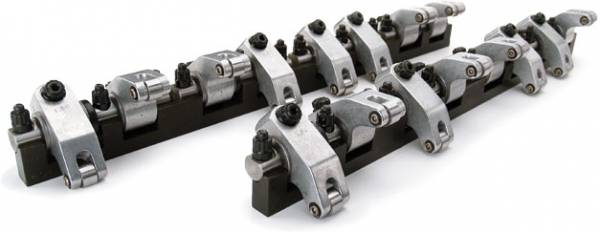 Comp Cams - Comp Cams Shaft Mount Rocker System; RHS LS7, 1.8:1 Ratio, Set