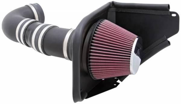 K&N Cold Air Intake Kit 08-09 G8 6.0 LS2