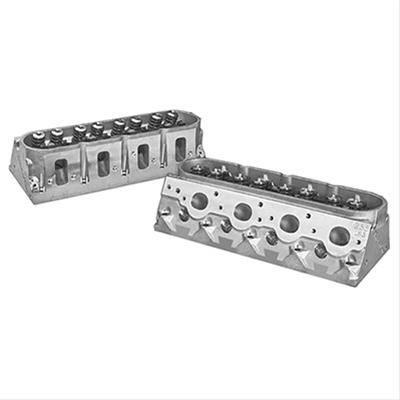 Trick Flow GenX 255 Assembled Cylinder Head, Rectangular Port, LS3, LSX,Each