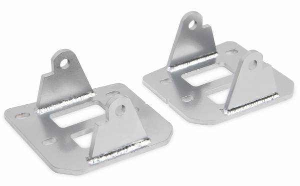Hooker Engine Mount Brackets, GM A-body 68-72, LS Swap Engine Mounting Brackets, Position B, Set/2