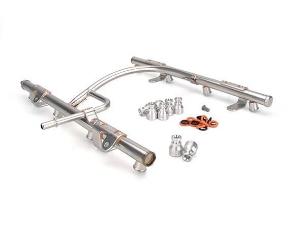 FAST LS3, LS7, L76, L99, OEM-Style Fuel Rail Kit for LSXR Intake