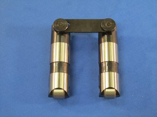 Johnson Lifters - Johnson GM/LS Short Travel Retro Fit Lifters with Axle Oiling for All LS Engines, Set/16