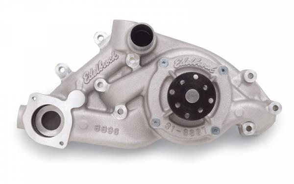 Edelbrock - Edelbrock Victor High Performance Mechanical Water Pump, 1997-04 GM LS1/LS6, Each
