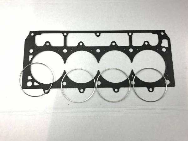 Athena-SCE - Athena-SCE 6-Bolt Head Gaskets w/ Vulcan Cut-Ring