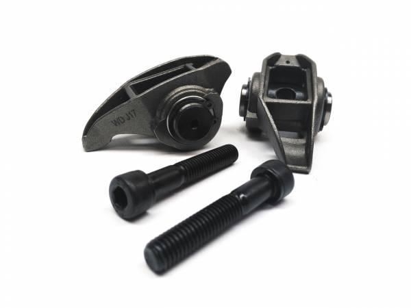PRW - PRW LS3/L92 Non-Adjustable Rocker Arms, Rectangle Port Heads, Set/16