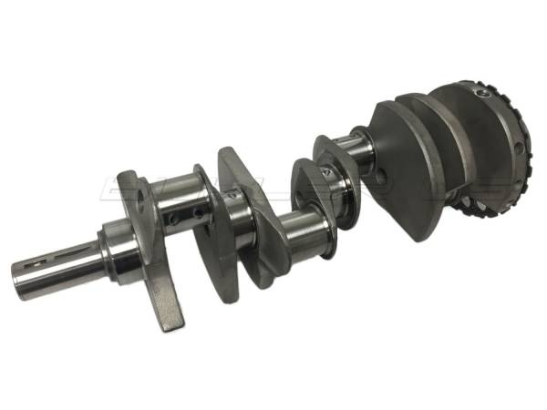 Eagle - Eagle LS Crankshaft, 3.900 in Stroke, 58x reluctor