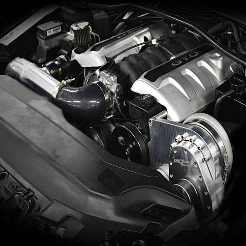 TorqStorm Pontiac GTO (2004 - 2006) - Single Charger Kit