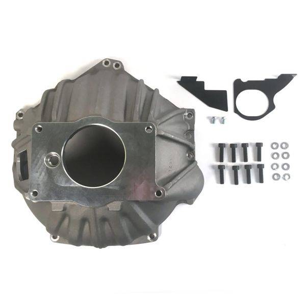 Silver Sport Transmissions - GM 621 Reproduction Bellhousing For LS