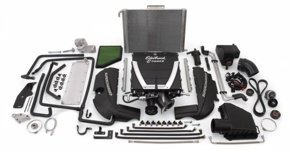 Edelbrock - Edelbrock E-Force Stage 1 Supercharger for 2010-13 Camaro SS L99 Auto Trans W/ Tune