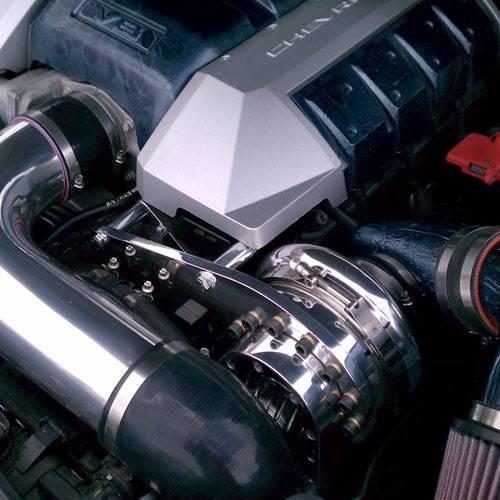 TorqStorm Chevrolet Camaro (2010 - 2012) - Single Charger Kit