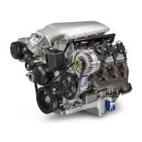 Holley - Holley GM/LS EFI Mid-Rise Intake Manifold, LS1, LS2, LS6 - Image 5