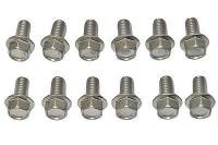 ICT - ICT Billet LS1 Exhaust Manifold / Header Bolt Set