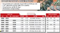 Eagle - Eagle Competition LSRotating Assembly, LS2, LQ4, LQ9, 3.622 Stroke, 4.005-4.010 Bore, 365-366 cu.in. - Image 2