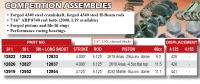 Eagle - Eagle Competition LSRotating Assembly, Stroker Kit,LS7, LSX, 4.000 Stroke, 4.125 Bore, 428 cu.in. - Image 2