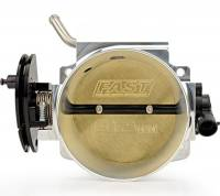 Air & Fuel Delivery - Throttle Bodies - F.A.S.T. - FAST Big Mouth 92mm Throttle Body, CNC