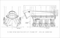 Holley - Holley GM/LS EFI Mid-Ram Intake Manifold, 105mm, LS3, L92, Black or Satin - Image 3