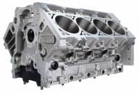 "RHS - RHS LS Aluminum Race Block, Standard Deck, 9.240-9.250"" - Image 3"