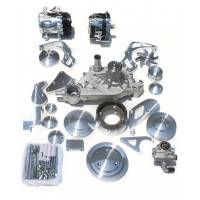 March - March Performance LS Track Style Serpentine Systems, Standard Kit - Image 3