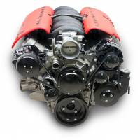March - March Performance LS Pro-Track Style Serpentine System Kit - Image 2